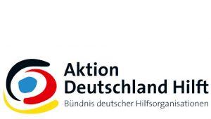 Logo Deutschland hilft